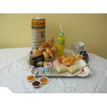 Desayuno básico
