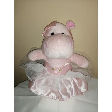 Hipopótamo bailarina